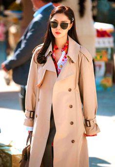 Crash Landing on You Seo Ji-hye Inspired Sunglasses 001 Korean Actresses, Korean Actors, Korean Accessories, Jewelry Accessories, Seo Ji Hye, Size Zero, Korean Outfits, Classy Women, Asian Fashion