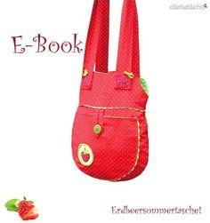E-Book Erdbeersommertasche - allerlieblichst!