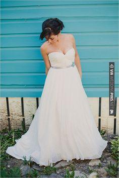 swiss dots wedding dress   CHECK OUT MORE IDEAS AT WEDDINGPINS.NET   #weddingfashion