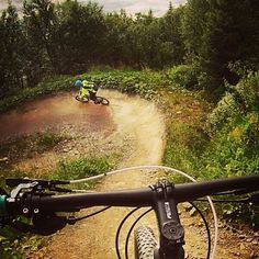Whohooo... let's ride the Shimano trail! #tbt…