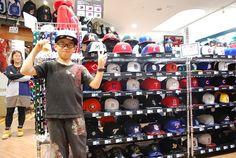 【大阪店】2014.10.09 参りました!!と頭を下げたい程のMLB通の少年。今後が非常に楽しみです。いずれはメジャーリーグの解説!?も夢ではないかもしれません。