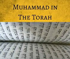 Khan asks if the other Prophet mentioned in the Torah could be from the decendants of Jacob? Find out here: