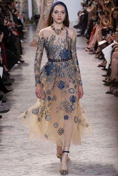 Elie Saab Spring/Summer 2017 Couture Collection   British Vogue