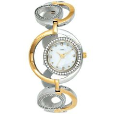 JOBO Damen-Armbanduhr Quarz Analog Edelstahl teilvergoldet Swarovski-Elements Jobo, http://www.amazon.de/dp/B00EUF8XH8/ref=cm_sw_r_pi_dp_Gawhtb1Z8WGYJ