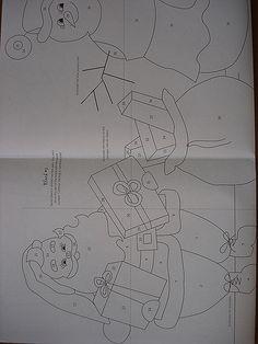 DSC01790Santa Claus Quilts | Flávia Silveira Moraes | Flickr