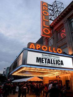 Apollo theater NYC