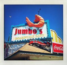 Jumbo's, wildwood, nj