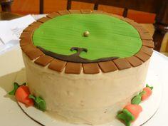 My Hobbit cake..