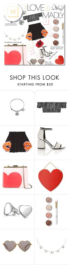 """I am Loved"" by rivlyb ❤ liked on Polyvore featuring ViX, Emilio Pucci, Alexander Wang, Tammy & Benjamin, Bling Jewelry, Terre Mère, Wildfox and Tiffany & Co."