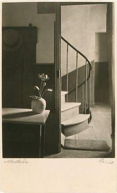 Chez Mondrian, Paris - André Kertész