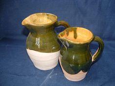 Jim the Pot's jugs - Trinity Court Pottery