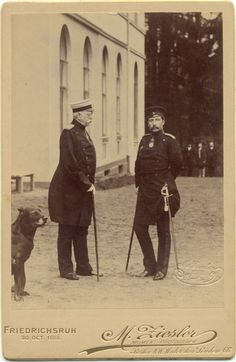 """History week 14 - Otto von Bismarck and Kaiser Wilhelm II of Germany. The Kaiser was the last German Emperor (Kaiser) and King of Prussia. Crowned in 1888, he dismissed the Chancellor, Otto von Bismarck, in 1890 and launched Germany on a bellicose """"New Course"""" in foreign affairs that culminated in his support for Austria-Hungary in the crisis of July 1914 that led to World War I"""