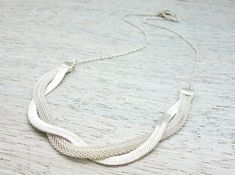 Cyber Monday Sale Ines Necklace thick braided gold par shlomitofir