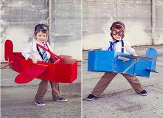 DIY – Que tal transformar uma caixa de papelão em brinquedo?