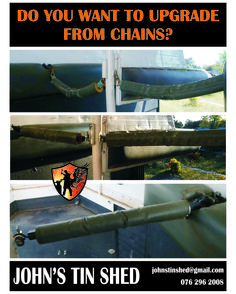Upgrading chains to solid bars Tin Shed, How To Remove Rust, Plasma Cutting, 30 Years, Chains, Restoration, Chain