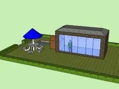 Mi casa ideal. Esta tarea me gustó bastante, además a mi hijo también le gustó, ahora estamos creando nuestra propia casa ideal.