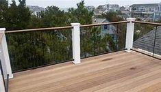 8 best fortress cable railing images cable railing deck railings rh pinterest com