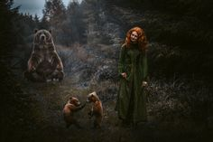 Jenny Giles Photography composite taken in Ireland at a workshop with Photos From Ireland Fantasy Portraits, Believe In Magic, Visual Effects, Unique Photo, Mythical Creatures, Storytelling, Fantasy Art, Beast, Ireland