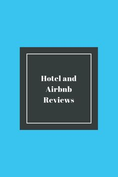 Looking to book a hotel? looking for a cool Airbnb? Check here for the best hotel and Airbnb reviews! These hotels and Airbnbs are some of the best around the world. Airbnb Reviews, Best Hotels, Good Things, Check, Books, Livros, Libros, Book, Book Illustrations