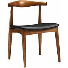 Modway Tracy Dining Side Chair, Black - Walmart.com