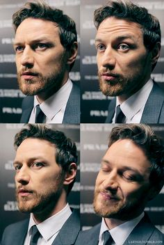 "larygo: "" The Disappearance of Eleanor Rigby: James McAvoy Interview, NYC special screening (x) """