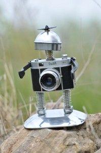 Robots Galore!