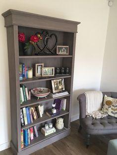 Restored Solid Pine Bookcase