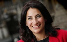 Luciana Berger, MP for Liverpool Wavertree and Shadow Minister for Climate Change; Labour Party (UK).
