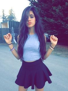 (Fc. Camila Cabello) hey! I am Camila, u can call me Cami, i really love soccer, dance, parties, and cute boys, i am 18 and single. Hang?