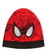 spiderman mütze rot in