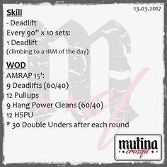 #wod #mutinacrossfit #crossfit #workout #conditioning #metabolic #endurance #weightlifting #gymnastics #barbells #strength #skills #xeniosusa #kingsbox #roguefitness #strengthshop #supportyourlocalbox #crossfitgames #crossfitaffiliate #like4like #likeforfollow #likeforlike #like4follow #crossfititalia #modena #mutina #igersmodena #like #follow #intheopen @crossfitgames @workout @crossfitaffiliate