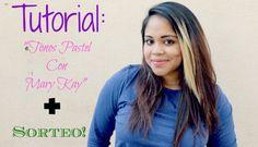Vista mi blog para lograr este look creado gracias a Mary Kay :) + SORTEO!!!  #MKTrend #EstiloMaryKay #AD
