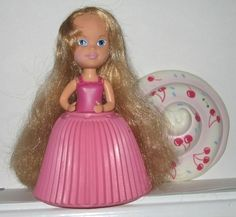Cupcake Dolls | 21 Smells '90s Girls Will Never Forget Aaaahhhhh! #TBT forreal!