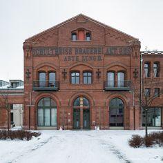 #homify #Architektur #Backstein #Brauerei #Loft