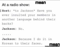 Why Jackson is the best | allkpop Meme Center