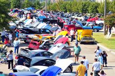 Best Memphis Oral School For The Deaf Images On Pinterest - Mustangs of memphis car show