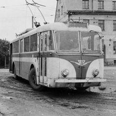 trolejbus Vetra/ČKD v budějovických ulicích Vehicles, Car, Vehicle, Tools