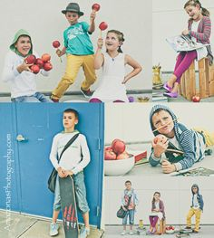 Back to School photo shoot