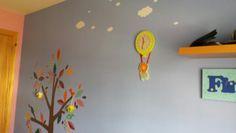 Wall art from mamas and papas