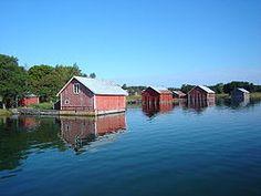 The Finnish archipelago - Houtskär, Hyppeis.