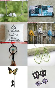 June Treasury Game For  Team PIF by Laura Griffing on Etsy--Pinned with TreasuryPin.com