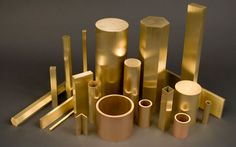 brass pipe and rod  Farmers Copper