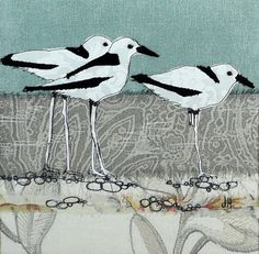 Stilt birds