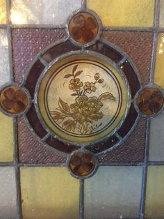 #victorian stained glass panels