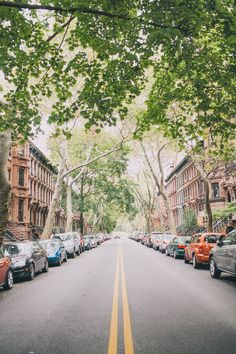 Local flavor: Brooklyn brownstones. Brownstone homes cozy up with one another to create a can't-miss architectural tapestry.