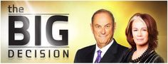 the Big Decision with Arlene Dickinson and Jim Treliving shot in april 2012 Jim Treliving, Arlene Dickinson, Influential People, Cinema, Celebrities, Big, Videos, Celebrate Life, Public