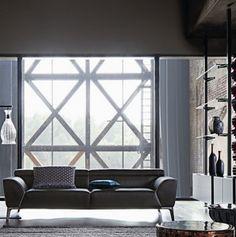 Roche Bobois Roman Design by Sacha Lakic http://mymagicalattic.blogspot.com.tr/2014/11/roche-bobois-roman-sofa-design-by-sacha.html