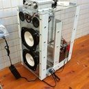 How-To make a clear boombox