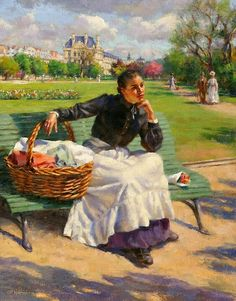 Painter Gregory Frank Harris ·