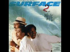 "SURFACE - ""Shower Me With Your Love"" aka the B-side to the ""2300 Jackson St"" cassette"